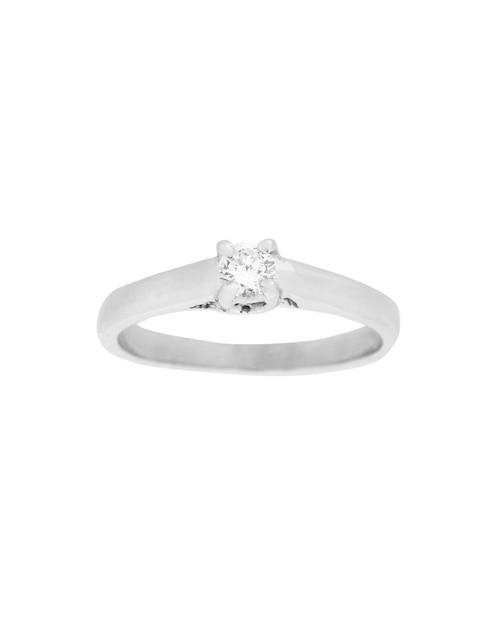 baf9ce5bd060 Solitario de oro 14 k IDC diamante