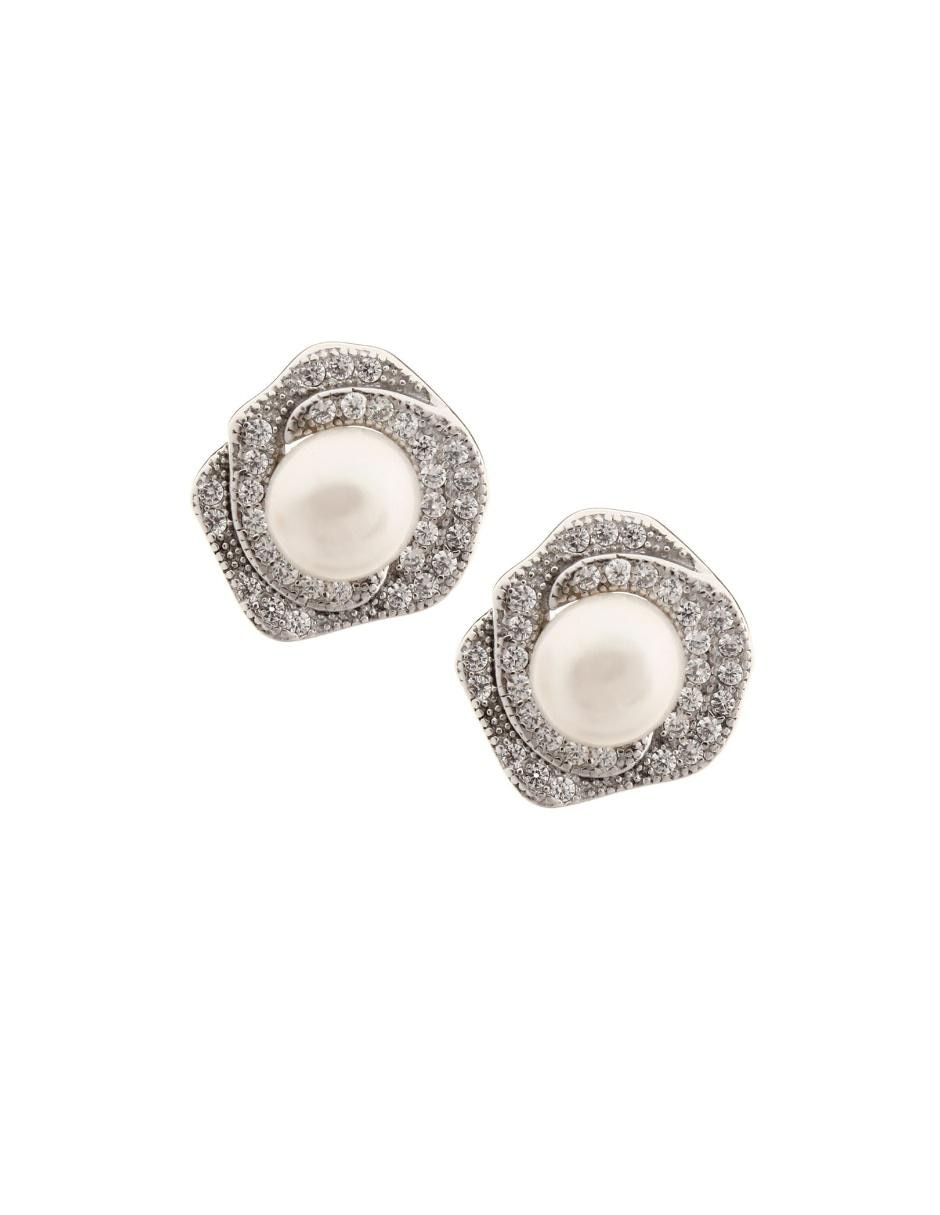 174033b3bbce Broqueles de plata P925 Valoro perla Precio Sugerido