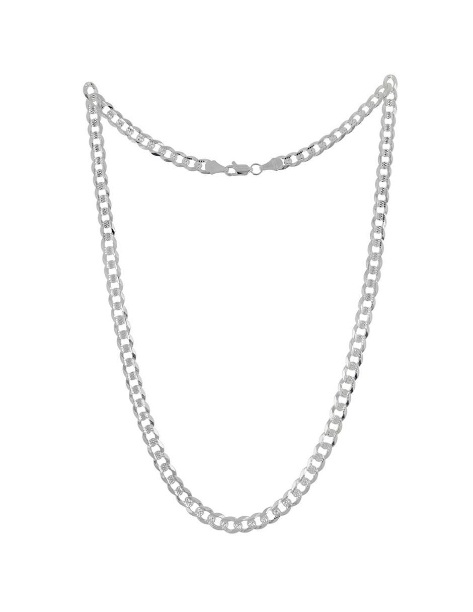 5be46bf852d1 Cadena de plata P925 Esencia .925 para caballero Precio Sugerido