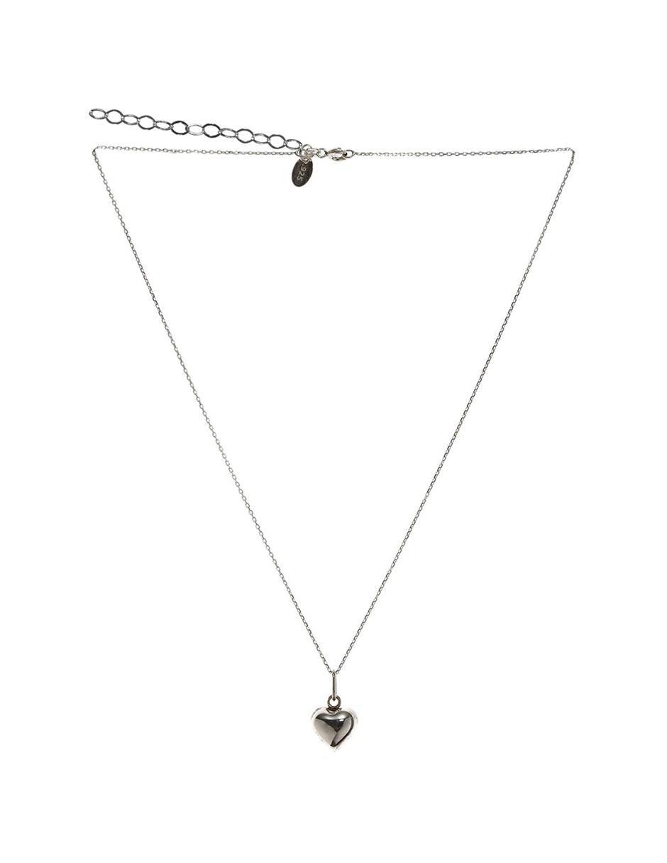 975902f5fa20 Collar para dama Mauricio Serrano Jewelry Corazones de plata P925 ...